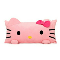 Almohada Hello Kitty 60 Cm Lavable Animecun