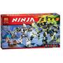 Ninjago, Bloques Construccion Marca Lele