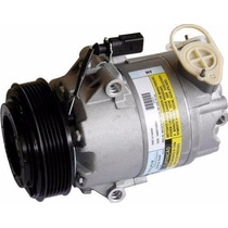 Compressor Original Delph Fox/polo 2003 Até 2011 6pk