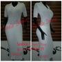 Vestido Tejido Imp Blanco Dama Niña Iyawo Santer Olanlairawo