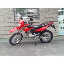 Honda Xr 125 Modelo 2014 Con 7000km. Como Nueva....
