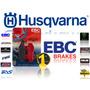 Pastilla De Freno Delantera Ebc Husqvarna Te 350 92-94
