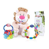 Nuby Teether Y Conjunto De Juguete Regalo