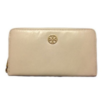 Cartera Tory Burch Dena Zip Continental Embrague Monedero B
