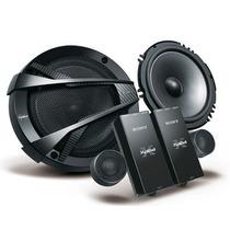 Bocinas Xplod 60w Sony (par) Coax 16cm(6.3 ) Redondas +2 T