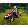 Montable Peg Perego Case Ih Tractores Y Remolques Pedal Rid