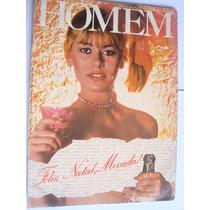 Revista Homem 28 Dez 80 Filme Zilda Mayo Soninha Calendario