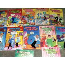 Comics Lorenzo Y Pepita, Editorial Vid