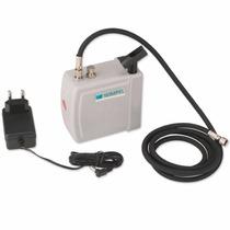 Mini Compressor Ultra Silencioso Para Aerógrafo Wimpel Comp3