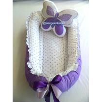 Porta Bebe Nana Nido Cojin Para Bebe Babynets
