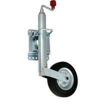 Pedestal Com Roda Para Carreta De Reboque Barco Jetski 150kg