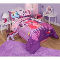 Edredon Completo My Little Pony Frozen Sofia Princesas Dora