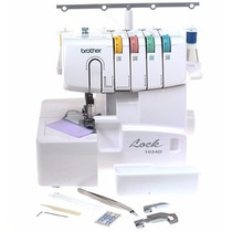 Brother 1034d 3-4 Thread Serger Easy Lay In Threading