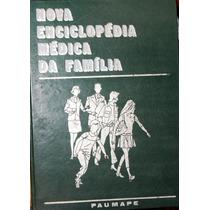 Nova Enciclopédia Médica Da Família - 4 Volumes