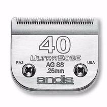 Lamina 40 Andis P/ Máquina De Tosa Tosquiadeira Andis Oster