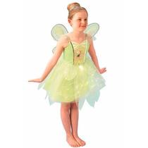 Fantasia Fada Sininho Tinkerbell Infantil Disney Licenciada