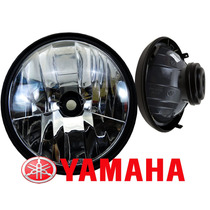 Bloco Óptico Farol Original Yamaha Ybr 125 / Factor Com Aro