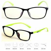 Armação De Óculos De Grau Acetato Design Atual E Moderno