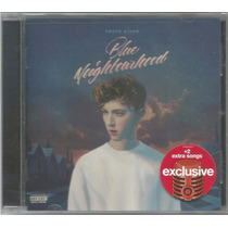 Cd Troye Sivan - Blue Neighbourhood [target +2 Bonus Tracks]