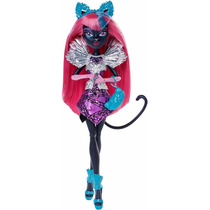 Monster High Boo York Catty Noir Nuevo