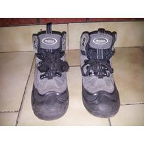 Zapatillas Botitas Borcegos Peak Performance Talle 31 Usadas