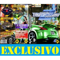 Need For Speed Underground 2 - Pc Ou Ps2