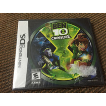 Ben 10 Omniverse Nintendo Ds Nuevo Cartoon Network