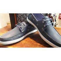 Zapato Cuero Hombre Mocasin Con Cordon Marsanto Be Yourself