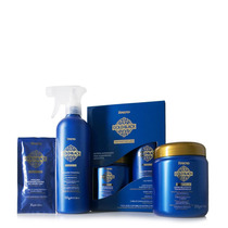 Kit Alisamento Definitivo Definitive Liss Gold Black Amend