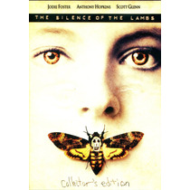 Dvd Silencio De Los Inocentes (the Silence Of The Lambs)1991