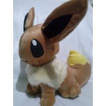 Boneco Pelúcia Eevee Pokémon 40 Cm Lindo P/ Presente