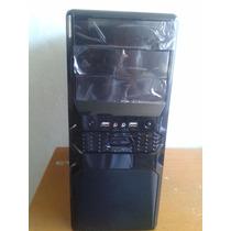 Computador Cpu Intel G1610 2.6 Ghz Nuevo Con Monitor