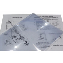 20 Lupas Fresnel Flexible Aumento De 3x18x26 Cm+envio Free