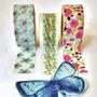 Washi Tape Masking Tape Deco Papel Scrapbooking Flores Ancha