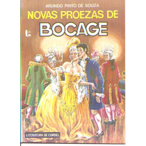 Novas Proezas De Bocage - Frete Grátis