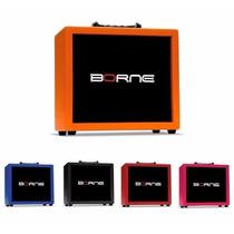 Amplificador Cubo Borne Strike G20 + Cores + Brindes Fender