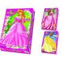 Puzzles Rompecabezas Hechizadas Princesas Nupro