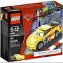 Disney Coches Jeff Gorvette Set Lego 9481