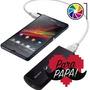 Cargador Portátil Usb Sony Batería P/celular/tablet/ipad/mp3
