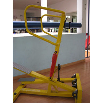 Escaladora Mecanica Marca : Guerra Fitness Equipment