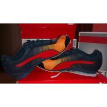 Zapatillas Para Atletismos Con Clavos Adidas Distancestar
