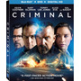 Criminal En Blu Ray