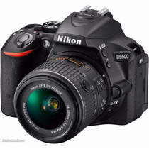 Camara Digital Nikon D5500 Kit 18-55mm Vr Ii 24,2 Mp Full Hd