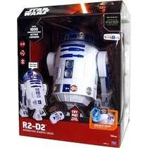 Robô Interativo R2 D2 U-command Star Wars - Toyng Thinkway