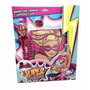 Diario Barbie Super Princesa Con Candado, Lapicera Y Clip!