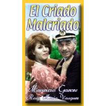Dvd Mexicano Mauricio Garces El Criado Malcriado Tampico