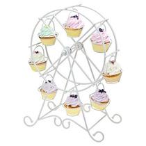 Base Soporte Carrusel Rueda De La Fortuna Cupcakes Quecos