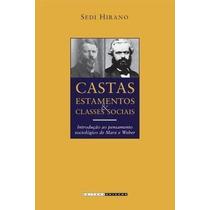E-book Castas Estamentos & Classes Sociais 3e Sedi Hirano