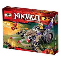 Lego Ninjago 70745 Demoledor Anacondrai Original - Stock Ya