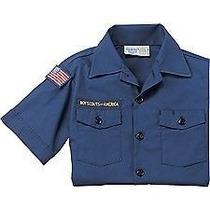 Camisa Outdoor Para Niño Boy Scouts Of America Talla Xl